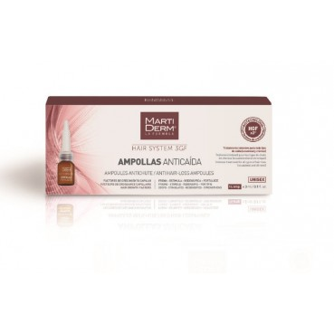 ANTI HAIR-LOSS  14 Ampoules