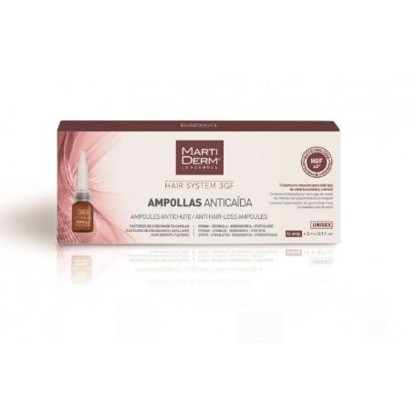 AMPOLLAS ANTICAÍDA 14 ampollas