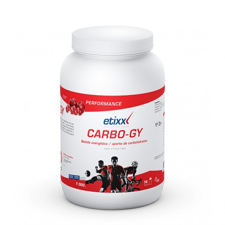CARBO-GY Bebida energética 1000 g
