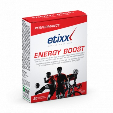 ENERGY BOOST 30 comprimidos