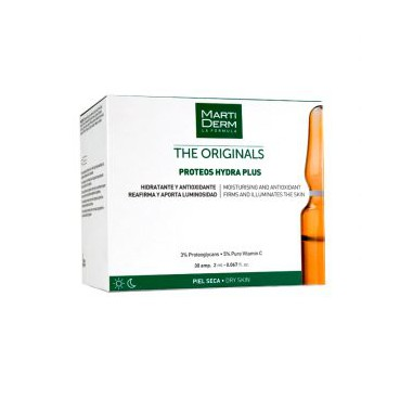 PROTEOS HYDRA PLUS 30 ampoules