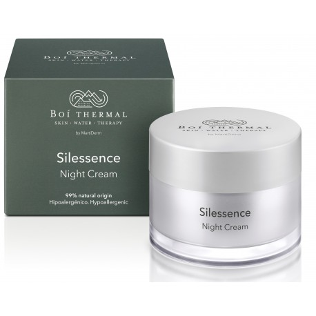 SILESSENCE NIGHT CREAM 50 ml