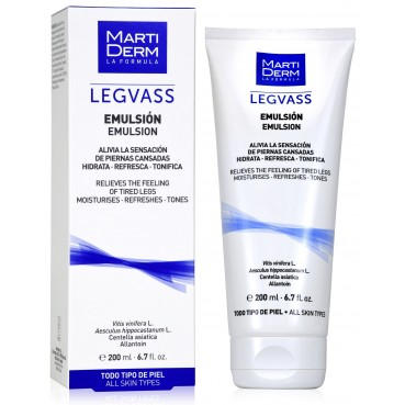 LEGVASS EMULSIÓN 200 ml