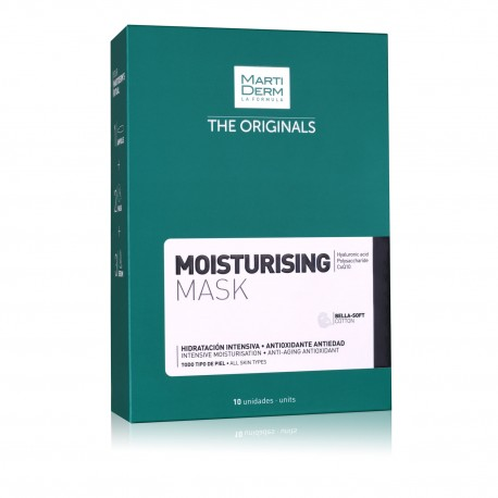 MOISTURISING MASK 10 UD.