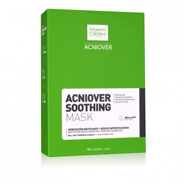 ACNIOVER SOOTING MASK 10 UD