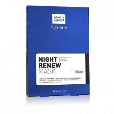 NIGHT RENEW MASK 5 UD