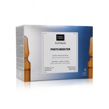 PHOTO BOOSTER 15+15 ampoules