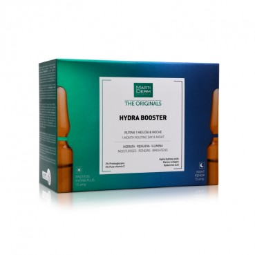 HYDRA BOOSTER 15+15 ampollas