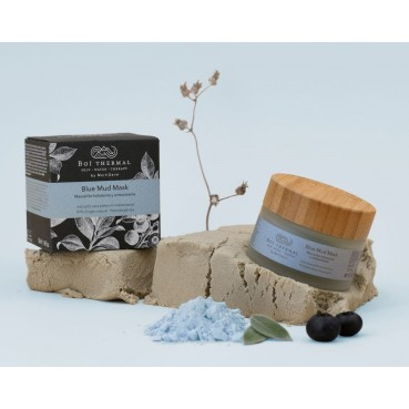 BLUE MUD MASK