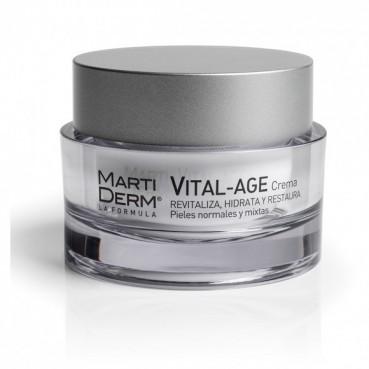 VITAL-AGE Crema Pieles Normales y Mixtas 50 ml